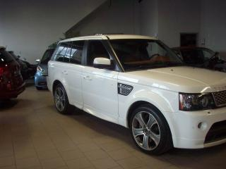Used 2012 Land Rover Range Rover Sport SC Autobiography for sale in Markham, ON