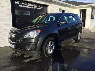 Used 2014 Chevrolet Equinox LS for sale in Kingston, ON