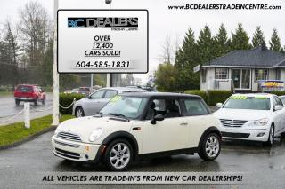 Used 2006 MINI Cooper Classic, Panorama Sunroof, Alloy Wheels, Automatic for sale in Surrey, BC