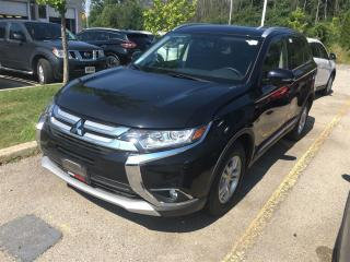Used 2016 Mitsubishi Outlander SE AWC for sale in London, ON