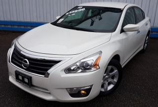 Used 2015 Nissan Altima 2.5 S *BLUETOOTH* for sale in Kitchener, ON