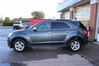 Used 2010 Chevrolet Equinox LTZ AWD Limited Leather Camera Remote start for sale in Oakville, ON