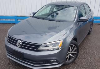 Used 2015 Volkswagen Jetta Comfortline *TDI DIESEL* for sale in Kitchener, ON