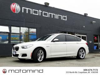 Used 2015 BMW 5 Series 535i xDrive Gran Turismo for sale in Coquitlam, BC