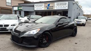 Used 2012 Hyundai Genesis Coupe GT w/NAV for sale in Etobicoke, ON