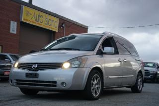 Used 2007 Nissan Quest S for sale in North York, ON