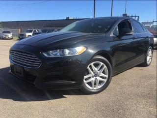Used 2014 Ford Fusion SE BACK UP CAMERA BIG SCREEN RADIO for sale in St Catharines, ON