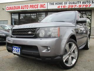Used 2013 Land Rover Range Rover Sport HSE-SPORT-SPORT for sale in Scarborough, ON