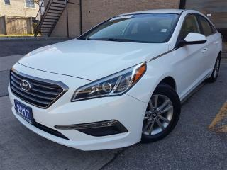 Used 2017 Hyundai Sonata GL-120,000 km warranty-like new for sale in Mississauga, ON