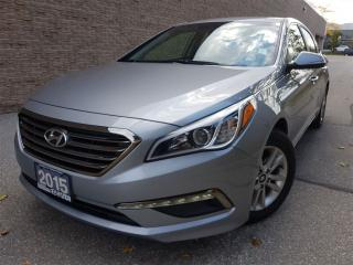 Used 2015 Hyundai Sonata GLS-new tires-push start-blind spot detection for sale in Mississauga, ON
