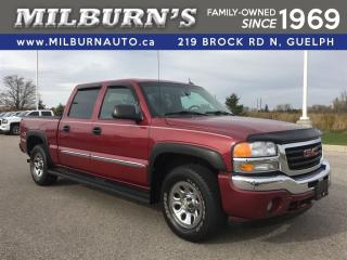 Used 2005 GMC Sierra 1500 SLE 4x4 for sale in Guelph, ON