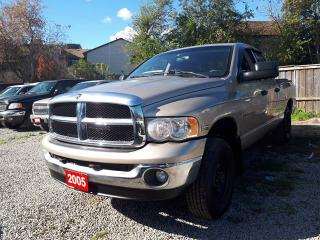 Used 2005 Dodge Ram 1500 Hemi/amazing deal/Certified for sale in Scarborough, ON