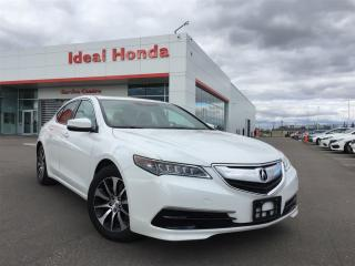 Used 2015 Acura TLX Tech, Sunroof, Alloy Wheels, for sale in Mississauga, ON