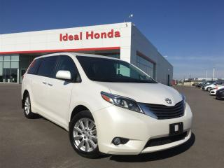 Used 2015 Toyota Sienna XLE, Back up camera, Bluetooth for sale in Mississauga, ON