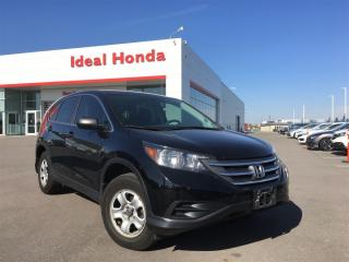 Used 2014 Honda CR-V LX, Bluetooth, Keyless Entry for sale in Mississauga, ON