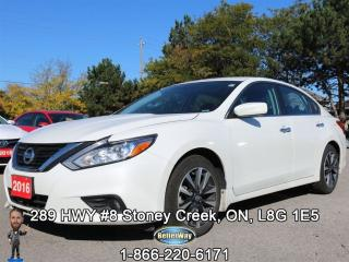 Used 2016 Nissan Altima 2.5 SV...THE ULTIMATE!!! for sale in Stoney Creek, ON