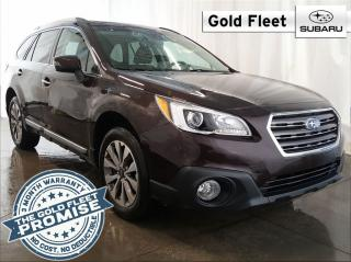 Used 2017 Subaru Outback 2.5i Touring w/Technology Package for sale in North Bay, ON