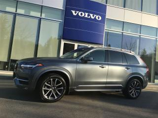 Used 2016 Volvo XC90 T6 AWD Momentum Plus w Conven/Vision/Climate/20 for sale in Surrey, BC