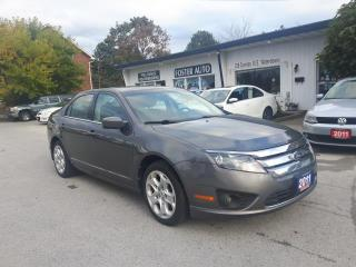Used 2011 Ford Fusion I4 SE for sale in Waterdown, ON