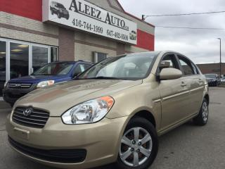 Used 2009 Hyundai Accent ONE OWNER, ONLY 115,400 KM !!! for sale in North York, ON