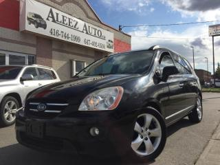 Used 2008 Kia Rondo EX, certified and e-tested for sale in North York, ON