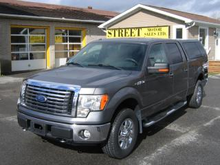 Used 2010 Ford F-150 XLT XTR SUPERCREW 4X4 for sale in Smiths Falls, ON