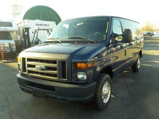 Used 2010 Ford Econoline E-150 Cargo Van with Rear shelving & Bulkhead for sale in Burnaby, BC
