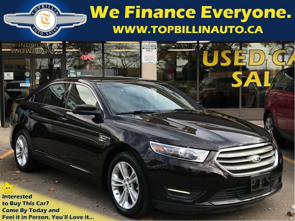 used 2014 ford taurus sel 2 years warranty for sale in. Black Bedroom Furniture Sets. Home Design Ideas