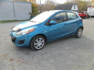 Used 2011 Mazda MAZDA2 CX HATCHBACK for sale in Beaverton, ON
