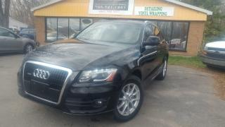 Used 2010 Audi Q5 3.2L Premium for sale in Barrie, ON