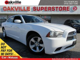 Used 2013 Dodge Charger SE | A/C | BLUETOOTH | CRUISE CONTROL | SAT RADIO for sale in Oakville, ON