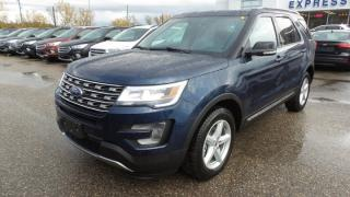 New 2017 Ford Explorer XLT, 4WD, Tech Pkg, Lthr, Loaded for sale in Stratford, ON