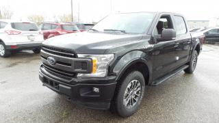 New 2018 Ford F-150 XLT, 302a, Sport Pkg, Navigation for sale in Stratford, ON