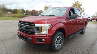 New 2018 Ford F-150 XLT, 301a, Sport Pkg, Sync for sale in Stratford, ON