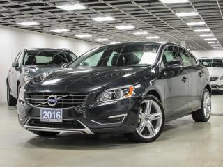 Used 2016 Volvo S60 T5 AWD SE Premier for sale in Thornhill, ON