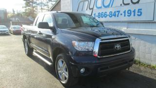 Used 2012 Toyota Tundra SR5 5.7L V8 for sale in Richmond, ON