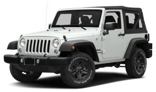 New 2018 Jeep Wrangler JK Sport for sale in Abbotsford, BC