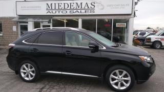 Used 2011 Lexus RX 350 Premium Package for sale in Mono, ON