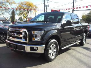 Used 2015 Ford F-150 XLT 4X4 SuperCrew V8 for sale in London, ON