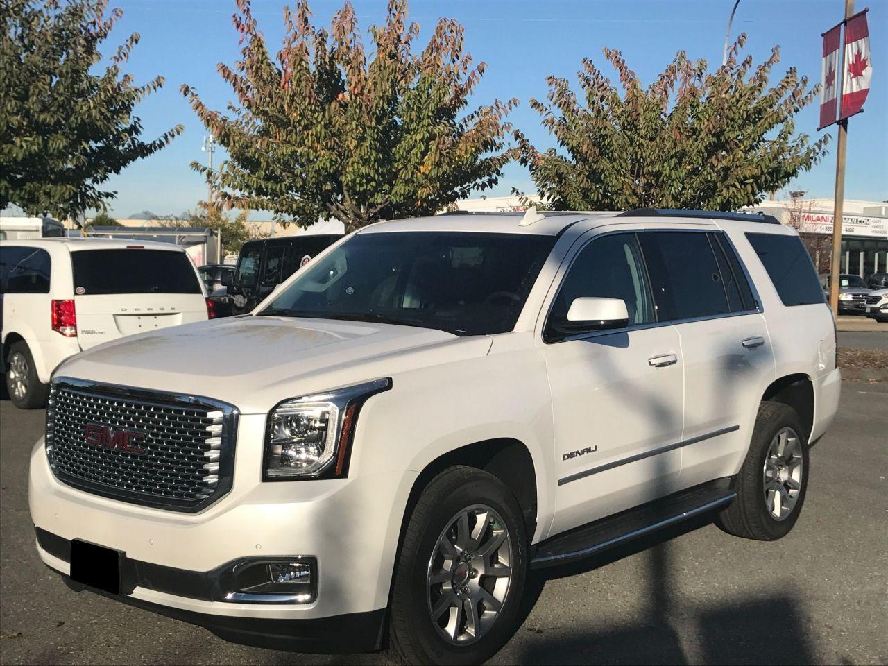 used 2017 gmc yukon denali for sale in langley british columbia. Black Bedroom Furniture Sets. Home Design Ideas