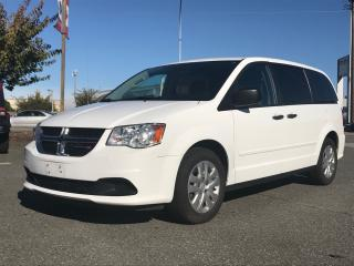 Used 2016 Dodge Caravan for sale in Langley, BC