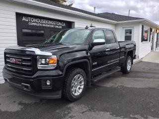 Used 2015 GMC Sierra 1500 SLE for sale in Kingston, ON
