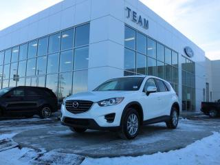 Used 2016 Mazda CX-5 GX, ACCIDENT FREE, BLUETOOTH, CRUISE, AIR CONDITIONING, KEYLESS ENTRY, CLTH, AWD for sale in Edmonton, AB