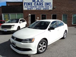 Used 2013 Volkswagen Jetta CERTIFIED - LOTS OF OPTIONS for sale in North York, ON