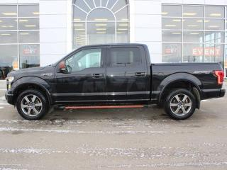 Used 2015 Ford F-150 Lariat for sale in Peace River, AB
