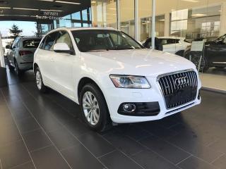 Used 2014 Audi Q5 Progressiv, One Owner, Alberta Vehicle for sale in Edmonton, AB