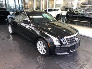 Used 2013 Cadillac ATS 2.0 Turbo, One Owner, New Tires for sale in Edmonton, AB