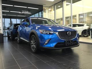 Used 2016 Mazda CX-3 GT, Navigation, Bose Premium Sound for sale in Edmonton, AB