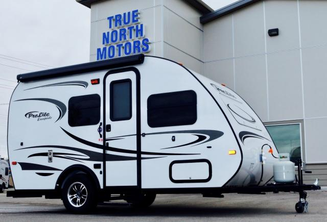 2020 Prolite Escapade * 1890lbs Van Suv Towable