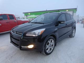 Used 2015 Ford Escape Titanium for sale in Yellowknife, NT